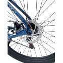 Rower GÓRSKI x860 SHIMANO 2x tarcze klamkomanetki