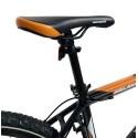 Rower górski aluminiowy 26 NICEBIKE VALVE shimano
